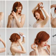 Lovely Wedding UpDo Hairstyles