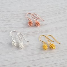 Caledonian Earrings - Auree Jewellery