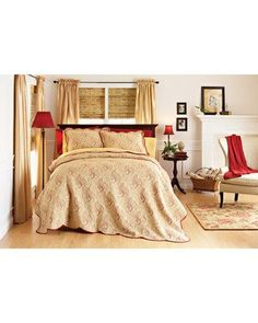 Better Homes and Gardens Pembroke Matelasse Quilt Size King ** Check out this great product by click affiliate link Amazon.com