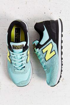 New Balance 574 Sweatshirt Running Sneaker  UrbanOutfitters New Balance  Sneakers, New Balance Shoes, 5d581c41d286
