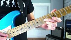 Awesome free online guitar lessons from one of the web's best guitar teachers. Super clear lessons for confusion free, rapid progress - start learning now! All Guitar Chords, Guitar Tabs Songs, Acoustic Guitar Lessons, Easy Guitar, Guitar Solo, Guitar Notes, Guitar Scales, Guitar Tips, Learn Guitar Beginner