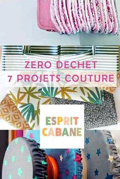 Zero waste: 7 sewing projects - All Photos Laura Flynn Diy Couture, Couture Sewing, Couture Main, Sewing Projects For Beginners, Crochet For Beginners, Diy Crafts To Sell, Diy Crafts For Kids, Sewing Hacks, Sewing Tutorials