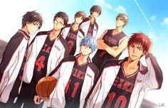 Otakunun Dünyası: Kuroko No Basket