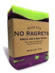 Soap for No Ragrets