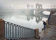 Sankt Petersburg, Russia by Alexander Petrosian