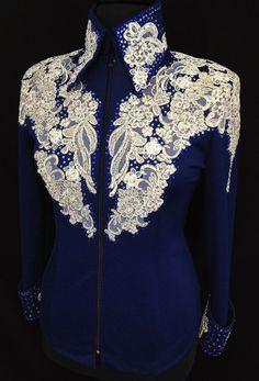 Blue & Lace- My Favorite so far!