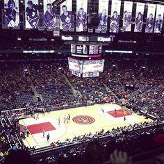 Air Canada Centre em Toronto, ON