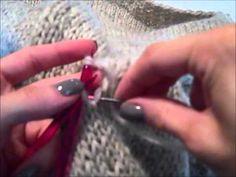 Myndband sem sýnir hvernig ermar og bolur eru lykkjuð saman. Meiri upplýsingar hér: http://prjonastelpa.blogspot.com/2013/08/a-lykkja-saman.html