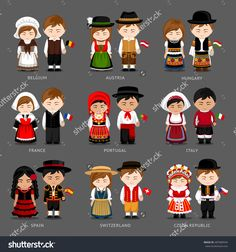 Find People National Dress Belgium Austria Hungary stock images in HD and millions of other royalty-free stock photos, illustrations and vectors in the Shutterstock collection.