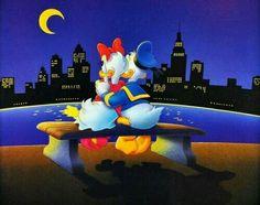 """""""Donald Noche Romantica"""""""