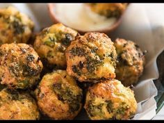Broccoli Cheese Balls Baked Broccoli Cheese Balls - outrageously delicious as a meal or bites to serve at a gathering! Served with a Yoghurt Lemon Sauce. Broccoli (disambiguation) Broccoli is a vegetable. Broccoli may also refer to: Vegetable Dishes, Vegetable Recipes, Vegetarian Recipes, Cooking Recipes, Healthy Recipes, Delicious Recipes, Pasta Recipes, Cooking Fresh Broccoli, Broccoli And Cheese