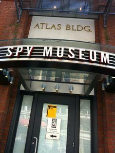 International Spy Museum in Washington DC, D.C.