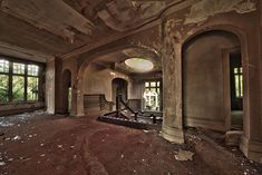 Potters Manor.. how grand!