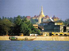 mawlamyine myanmar | Scene from Thanlwin River