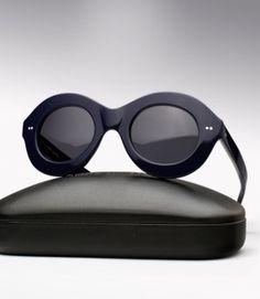 Cutler and Gross X Erdem Sunglasses - Navy
