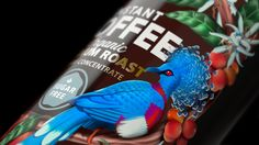 Mosin Fresh Coffee Concentrate on Packaging of the World - Creative Package Design Gallery