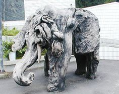 Awesome! Even has the real color of an elephant.