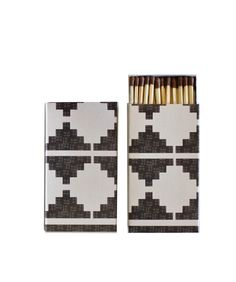 Black & White Navajo Matchbook 50 matches to a box brown match tips box measures x x Bath Candles, Bachelorette Pad, Urban Farmhouse, Living Room Remodel, Red Oak, Home Look, Decoration, Home Accents, Interior Styling
