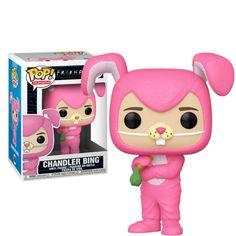 Funko Pop Dolls, Funk Pop, Pop Toys, Chandler Bing, Pink Sparkly, Pop Collection, Pop Vinyl Figures, New Wave, Future House