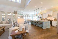 Comfy coastal living room decorating ideas (28)