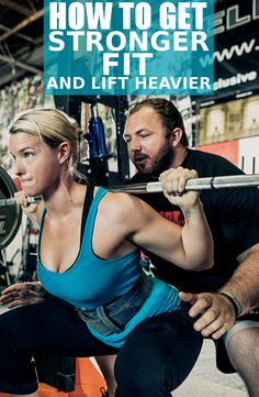 HOW TO GET STRONGER, FIT, AND LIFT HEAVIER ~ HASS FITNESS