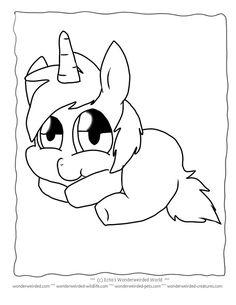 Unicorns-r-AWSOME on Pinterest | Unicorns, Narwhals and ...