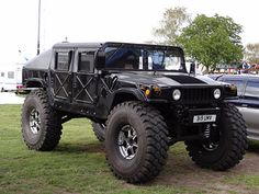 Hummer Monster Truck by Hummer H1, Hummer Truck, Jeep Truck, 4x4 Trucks, Diesel Trucks, Custom Trucks, Cool Trucks, Cool Cars, Lifted Trucks