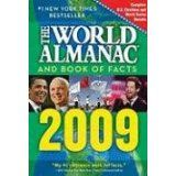 The World Almanac and Book of Facts 2009 (World Almanac & Book of Facts) (Paperback)By World Almanac Books World Almanac, Cub Scouts Bear, Nyt Bestseller, Club Tops, Reference Book, Used Books, The Book, All About Time, Public