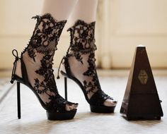 Lace shoes 2012