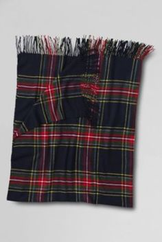 J- i would kove one of these in the gray stripes  i would like it to be monogrammed with my initials  i would like it in the lower front center  im not picky about the color or font.       Pattern CashTouch Throw from Lands' End