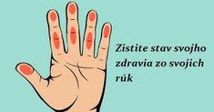 Vedeli ste? 7 vecí, ktoré dokážu o vašom zdraví a kondícii prezradiť vaše ruky! - fottik.eu Life Is Good, Health Fitness, Peace, Workout, Masky, Art, Medicine, Art Background, Work Out
