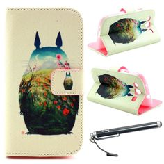 Amazon.com: S3 Case, Galaxy S3 Case, Speedtek Smile Pattern Premium PU Leather Wallet Flip Protective Skin Case with Magnetic Closure for Samsung Galaxy S3 i9300 (2012) (Built-in Credit Card/ID Card Slot): Cell Phones & Accessories