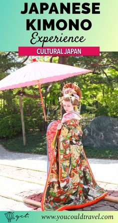 What are the secrets behind the kimono experience in Japan? What is like to wear the same make up and clothing as women who dedicated their life to a shady industry from the past? Join me on a Japanese cultural adventure, and have a kimono experience.