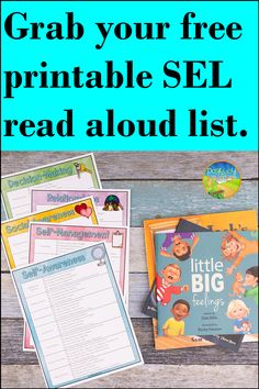 Social Skills 553028029248806926 - Grab a free printable list with over 100 read alouds for social emotional learning. Literature is a fantastic way to integrate the SEL skills kids and teens need for success! Source by Preschool Social Skills, Social Emotional Activities, Counseling Activities, Learning Activities, Learning Skills, Career Counseling, Elementary School Counseling, School Social Work, School Counselor