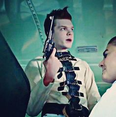 That Moment when you think about killing someone Jerome Gotham, Gotham City, Joker And Harley, Harley Quinn, Jerome Valeska Joker, Cameron Monaghan Gotham, Cameron Jerome, Gotham Tv Series, Gotham Batman