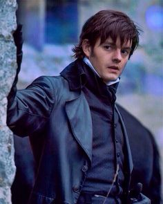 I never thought I could love Mr. Darcy more.... then Sam Riley happened....