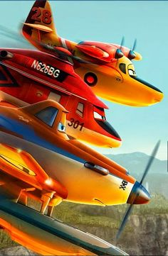 Disney Contests and Sweepstakes: Disney PLANES. 4 day 3 night trip for 4 to Hollywood