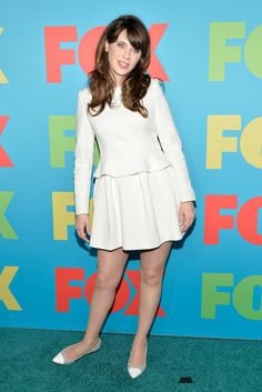 Zooey Deschanel Photos - FOX Programming Presentation - Zimbio