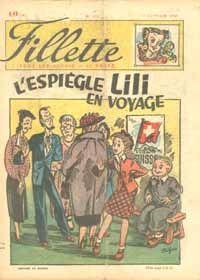 LE PETIT JOURNAL MAGAZINE COUVERTURES | Fillette , le premier magazine de la SPE à reparaître voit revenir ...