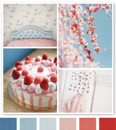 This is my ideal color palette. I love it!