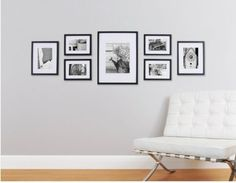 new-set-7-black-wood-picture-photo-frames-frame-staircase-wall-stairway-family-80be4887edc93ce74e64b978d7887d7f.jpg (500×388)