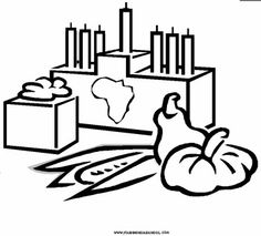Kwanzaa coloring pages 7 principles of marriage Online Coloring Pages, Coloring Pages For Kids, Coloring Books, Bible Crafts, Crafts To Do, Seven Principles Of Kwanzaa, Dec Calendar, Enchanted Learning