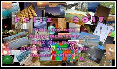 """..... FOTOGRAFIAS PERSONALES .....: 227/2016: """"Collage Fotográfico 2016""""  ...felicitar a todas y todos una feliz entrada de año nuevo así como que éste venga lleno de mucha paz, salud y prosperidad, en la esperanza de que todos los deseos se vean cumplidos..."""