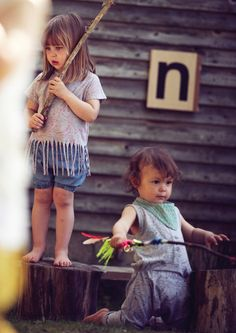 Styles for both boys and girls which can mix and match, Indikidual spring 2013
