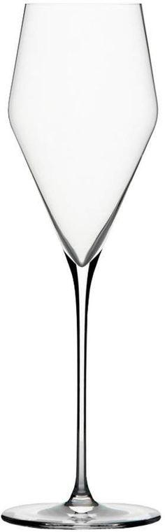 Zalto Hand Blown Austrian Glass Champagne Glasses #champagne #wine #homegoods #ad