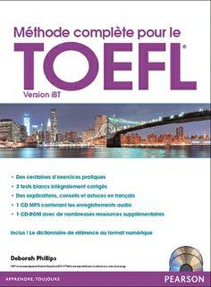 Ce livre permet d'optimiser le score de TOEFL. Il traite les 4 parties du test (compréhension écrite, compréhension orale, rédaction et expression orale) et comprend de nombreux conseils et astuces afin d'éviter tous les pièges classiques de l'épreuve. Avec 3 tests blancs corrigés, les enregistrements audio MP3 et un CD-ROM de ressources supplémentaires. Cote : 8-155 PHI