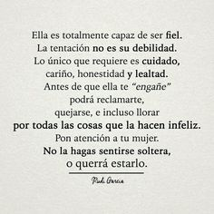 Tumblr Quotes, True Quotes, Words Quotes, Best Quotes, Sayings, Quotes En Espanol, Spanish Quotes, Some Words, Quotes For Him