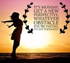 Happy Monday! Hope your week is great! #MondayMotivational