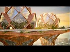 City in the Sky - concept architecture - YouTube