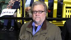 """Steve Bannon Trump Tower Interview: Trump's Strategist Plots """"New Political Movement""""   